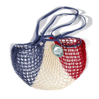 Filt French Market Bag Long Bleu, Blanc, Rouge