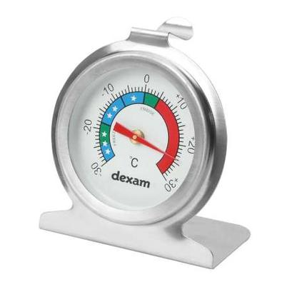 Dexam Fridge & Freezer Thermometer