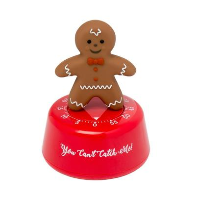 Eddingtons Gingerbread Man Kitchen Timer