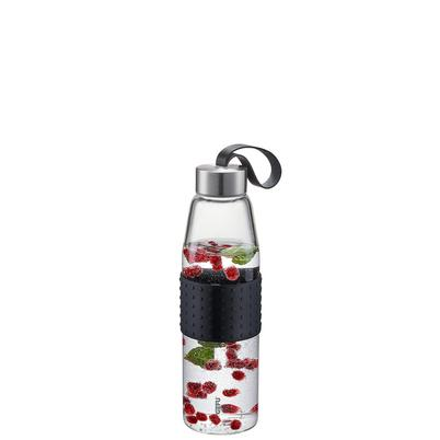 Gefu Glass Drink Bottle OLYMPIO 500ml