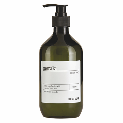 Meraki Hand Soap Linen Dew 500ml