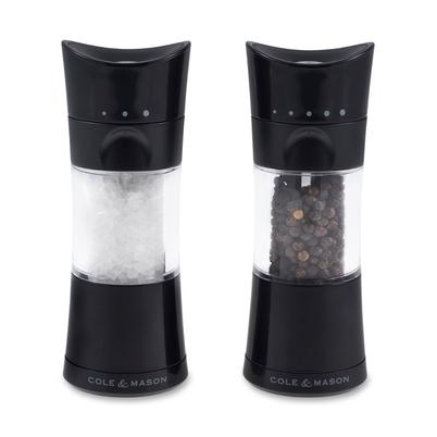 Cole & Mason Inverta Select Harrogate Salt & Pepper Mill Gift Set 154mm