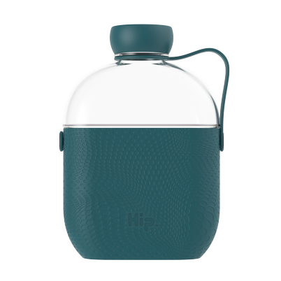 HIP 650ml Hydration Water Bottle - Jade