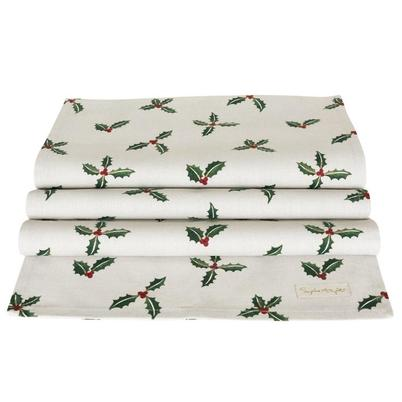 Sophie Allport Holly & Berry Table Runner