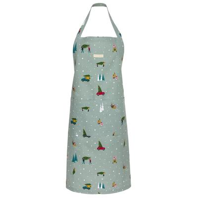 Sophie Allport Home For Christmas Adult Apron
