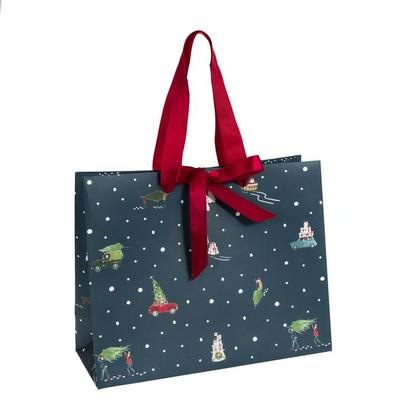 Sophie Allport Home For Christmas Gift Bag Small