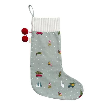 Sophie Allport Home For Christmas Stocking