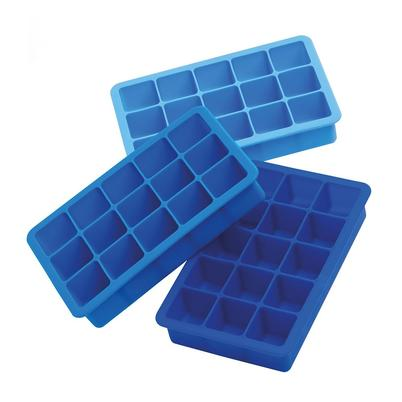 Epicurean Ice Cube Tray Classic Pack of 3