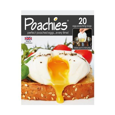Poachies - Egg Poaching Bags