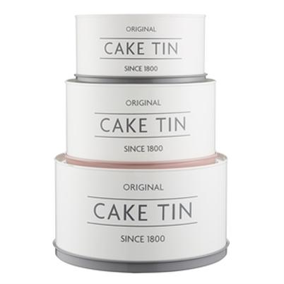 Mason Cash Innovative Kitchen Set of 3 Cake Tins
