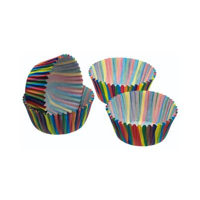 Sweetly Does It 60 Jazzy Stripe Cupcake Cases