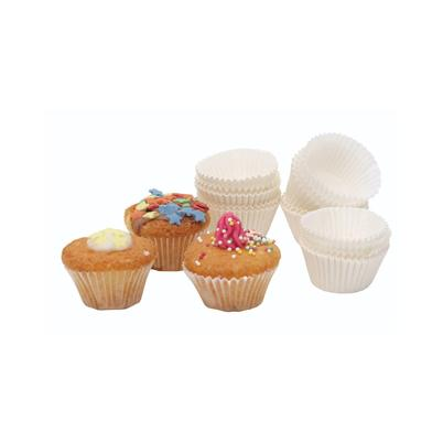 Sweetly Does It Petit Four Cases White 100pc