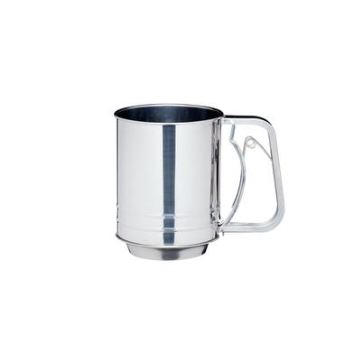 KitchenCraft Stainless Steel Trigger Action Flour Sifter