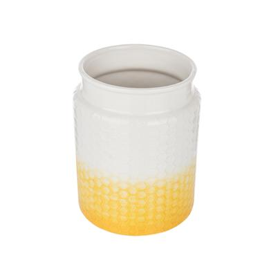 Kitchen Pantry Utensil Holder Yellow