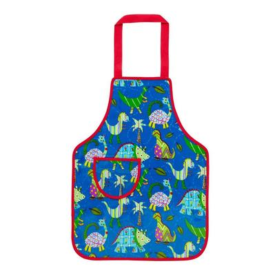Ulster Weavers Child's Apron Dinosaur