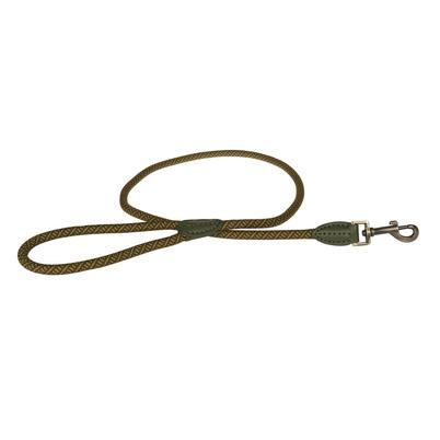 Sophie Allport Rope Lead Forest Green Medium