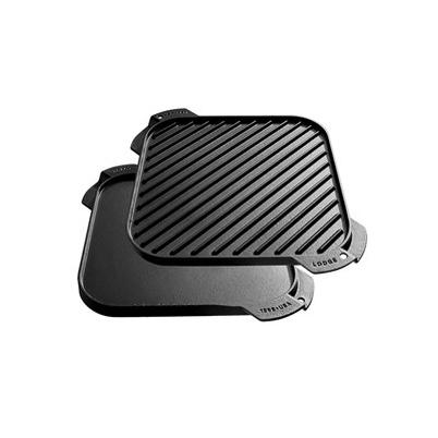 Lodge Square Reversible Grill-Griddle