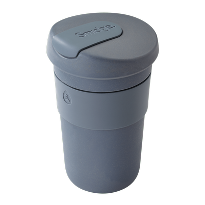 Smidge Coffee Cup 400ml Storm & Storm