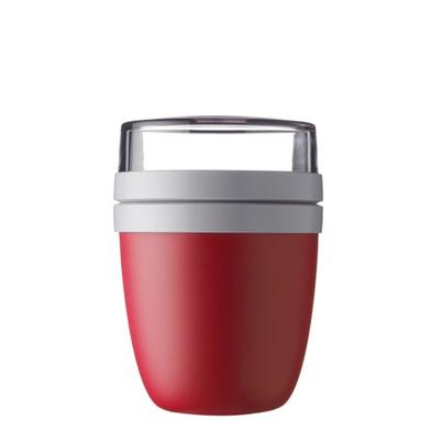 Mepal Lunch Pot Ellipse Nordic Red