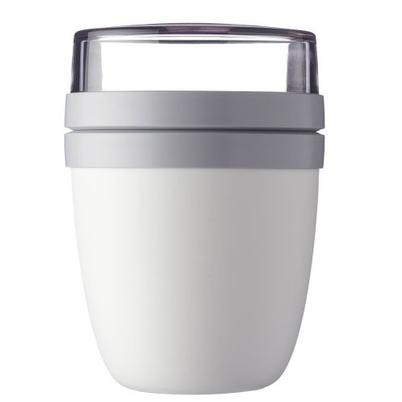 Mepal Lunchpot Ellipse - White