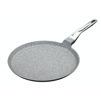 MasterClass Cast Aluminium Induction Crepe Pan 28cm