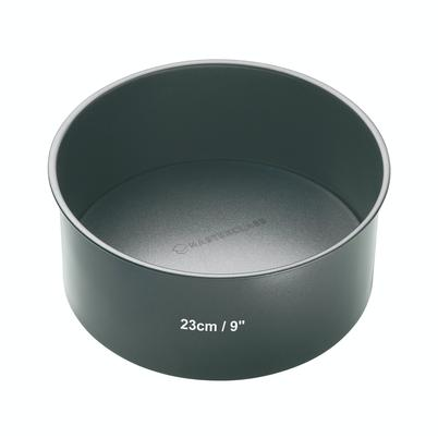 MasterClass Non-Stick 23cm Loose Base Deep Cake Pan