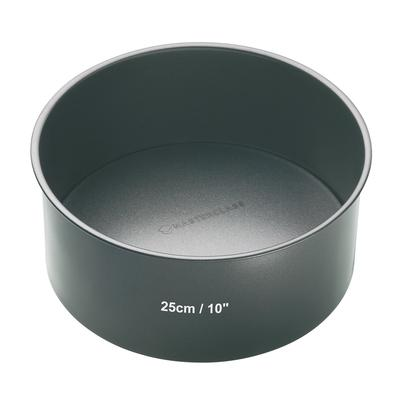 MasterClass Non-Stick 25cm Loose Base Deep Cake Pan