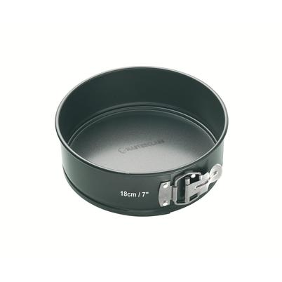 MasterClass Spring Form Non-Stick 18cm Loose Base Cake Pan