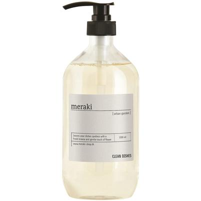 Meraki Clean Dishes Washing Liquid Urban Garden 1000ml
