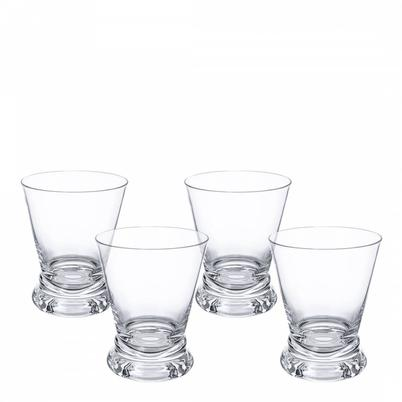 Mary Berry Signature Glass Tumblers Set of 4