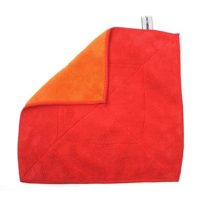 Kochblume Microfibre Cloth Red-Orange