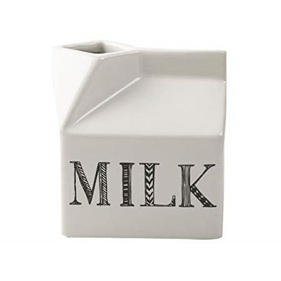 Creative Tops Bake Stir It Up Ceramic Milk Carton 250ml