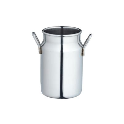 MasterClass Mini Stainless Steel Milk Churn