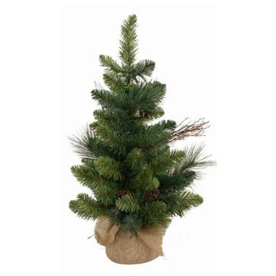 Artificial Mixed Pine Tree 2ft