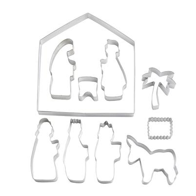 Eddingtons Nativity Cookie Cutter Gift Set