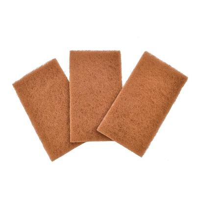 Full Circle Neat Nut 3 Walnut Shell Scour Pads