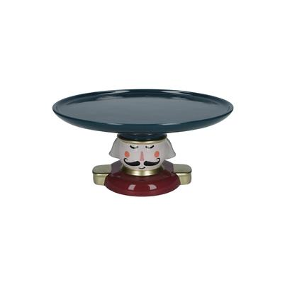 KitchenCraft The Nutcracker Collection 26.5cm Cake Stand