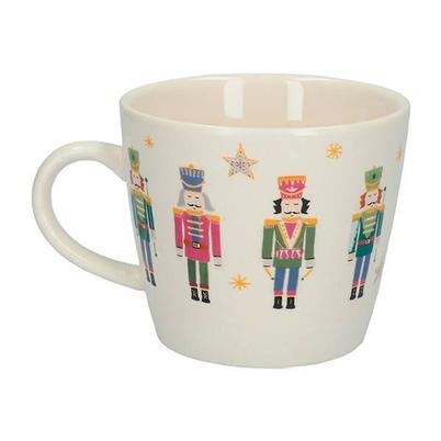 KitchenCraft The Nutcracker Collection Nutcracker Conical Mug