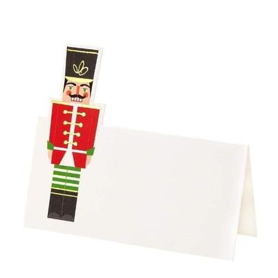 Botanical Nutcracker Place Cards