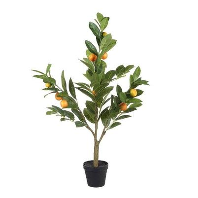 Decorative Potted Orange Tree 76cm