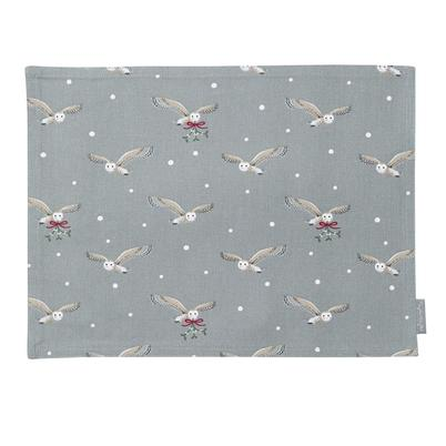 Sophie Allport Night Owl Fabric Placemat