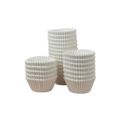 PME 100 White Mini Baking Cases
