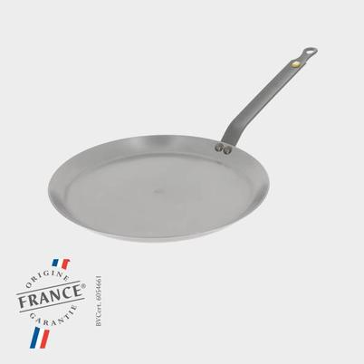 de Buyer MINERAL B ELEMENT Crepe Pan 30cm