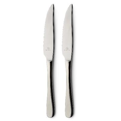 Grunwerg Windsor Serrated Pizza & Steak Knifes Set of 2