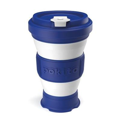 Pokito Reusable Pop-up Cup Blueberry