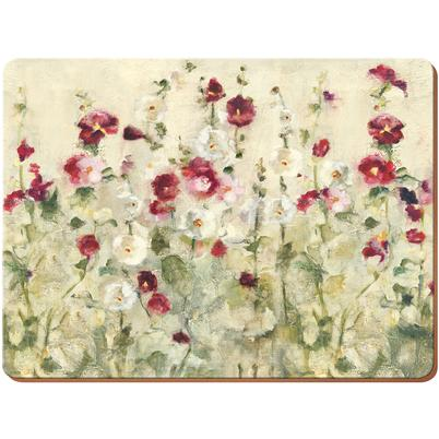 Creative Tops Wild Field Poppies Pack Of 6 Premium Placemats