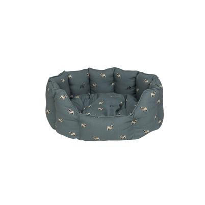 Sophie Allport Pug Pet Bed Small