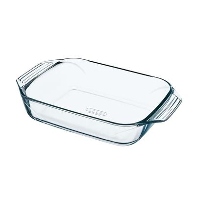 Pyrex Irresistible Glass Rectangular Roaster 35 x 23cm