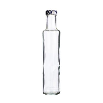 Kilner Round Twist Top Dressing Bottle 250ml