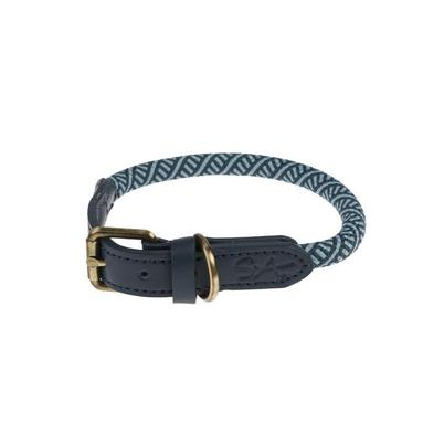 Sophie Allport Rope Collar Teal Small